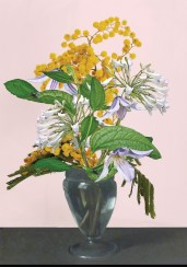 A Vase of Flowers _Louise Ward