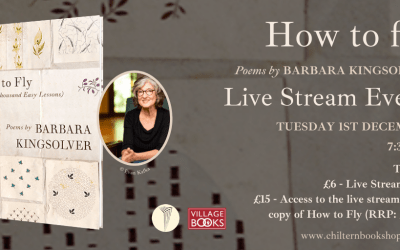 A Poetic Evening with Barbara Kingsolver