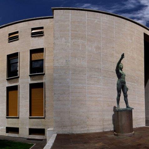 Eur, Palazzo degli Uffici