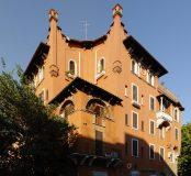 Roma con i bambini quartiere Garbatella