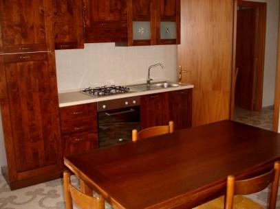 Cucina Villa Chiara Gurdignano Otranto