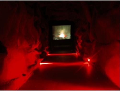 Museo Geopaleontologico di Velletri-l'antro di fuoco
