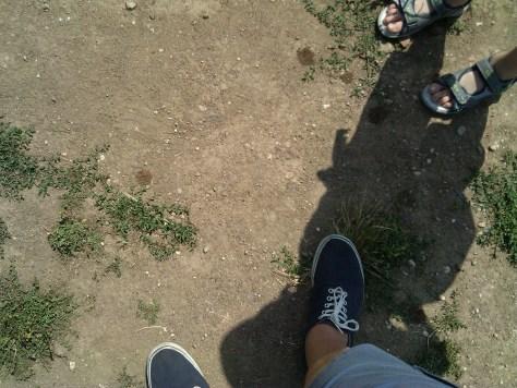 Parco di Vulci , fine dell'escursione