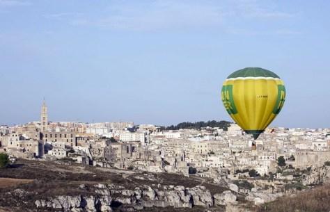 Matera Balloons Festival