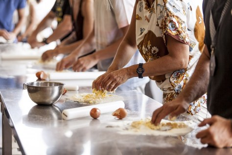 Taste of Rome 2015-lezioni di cucina
