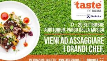 Taste of Rome 2015