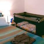 Appartamento Domus Lauri-culla da campo