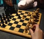 scacchi nella escaperoom di Intrappola.to