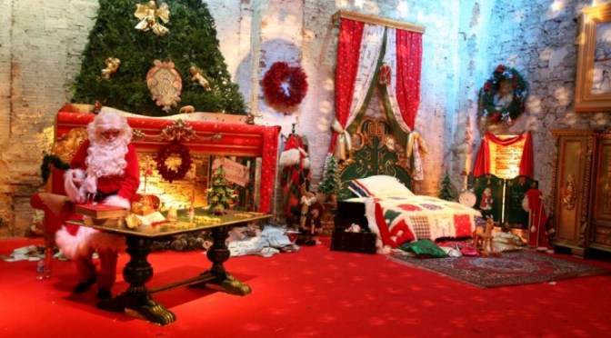 Le Case e i Villaggi di Babbo Natale (raccontati dalle mamme blogger)
