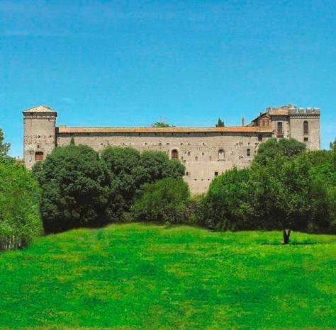 Castelli da visitare con i bambini castello di Lunghezza roma