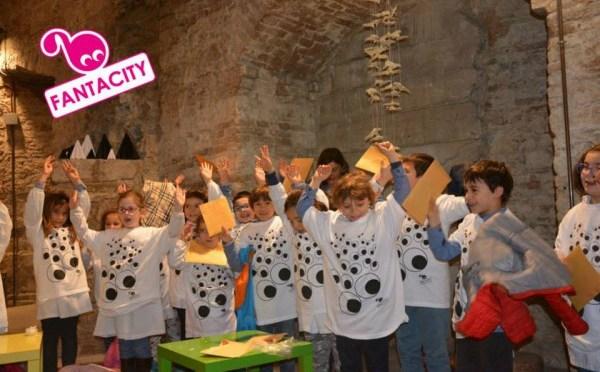 Idea family weekend: Fantacity, la fantasia al potere a Perugia
