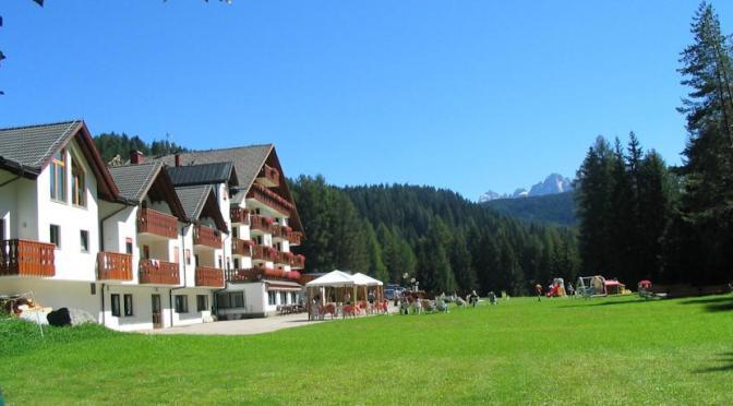 In Trentino con i bambini nel family hotel delle cinque mamme