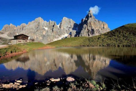 Baita Segantini, valle del Primiero, Trentino Alto Adige
