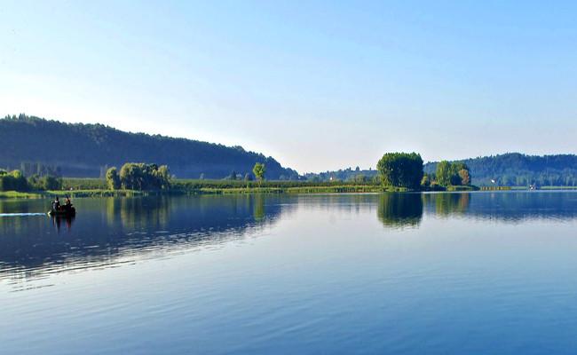 43 idee per un weekend con i bambini lazio lago di vico