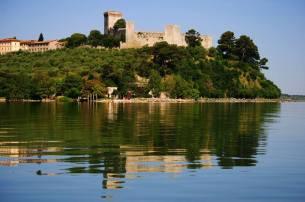 40 idee per un weekend con i bambini in Italia lago trasimeno umbria