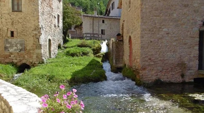 Rasiglia-ruscello