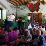 weekend bambini lazio bosco sasseto museo del fiore