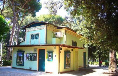 idee weekend per bambini lazio cinema dei piccoli Roma
