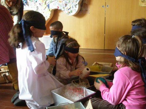 Idee weekend con i bambini in italia marche museo tattile omero