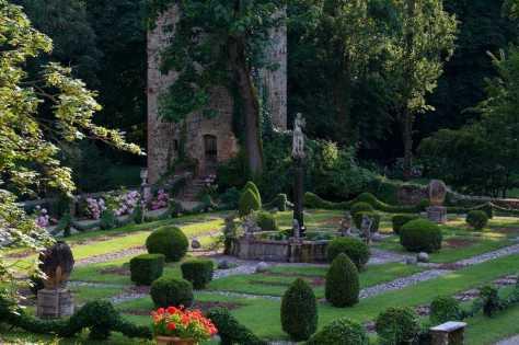 43 idee per un weekend con i bambini emilia romagna grazzano visconti castello e giardini