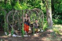 43 idee per un weekend con i bambini in Italia Bosco arte Stenico Trentino