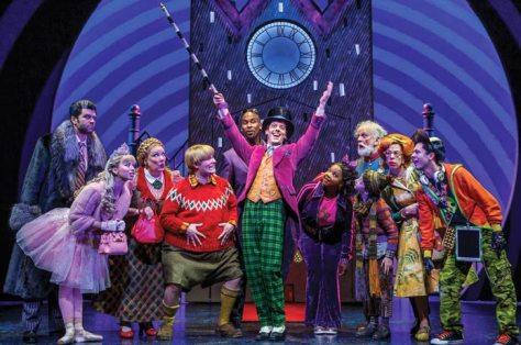 teatro bambini Charlie e la Fabbrica di cioccolato musical 2020