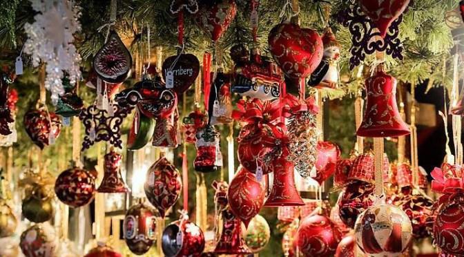 Il Paese di Babbo Natale- Chianciano Terme-addobbi natalizi