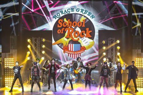 teatro bambini school of rock musical 2020
