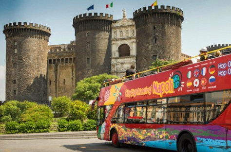 city sightseeing Napoli