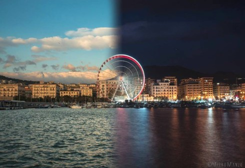 Luci d'artista-Salerno-foto di Mirko Manzo