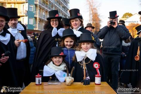Carnevale di Borgosesia