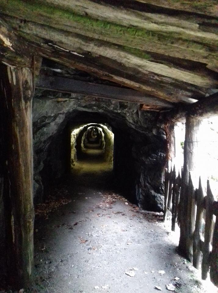 weekend bambini piemonte miniera d'oro della guia, museo, visita guidata