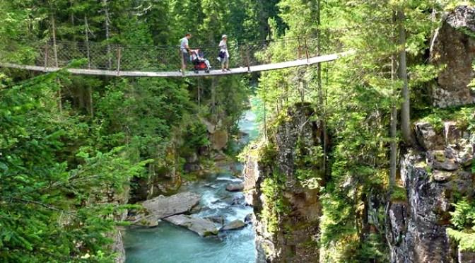 Tra natura e avventura: vacanza in Trentino con i bambini