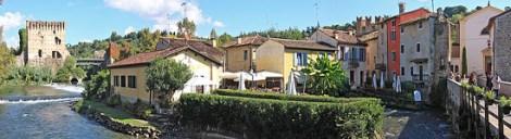Borgo Valeggio sul Mincio vista