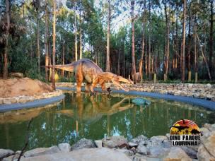 parchi dei dinosauri in europa da visitare con i bambini - dino parque portogallo
