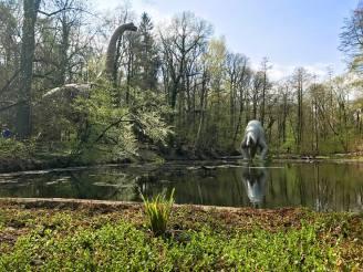 parchi dei dinosauri in europa da visitare con i bambini - saurier park gernania