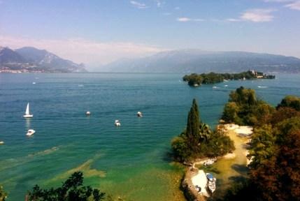 Parco Rimbalzello Adventure- lago