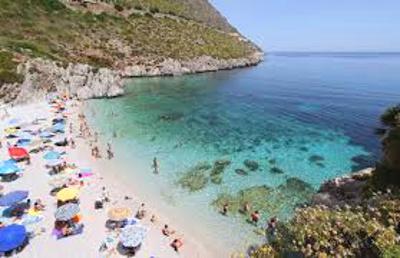 Riserva dello Zingaro- spiagge