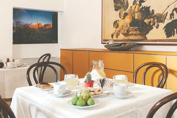 Albergo Diffuso Montescaglioso-Basilicata-colazione