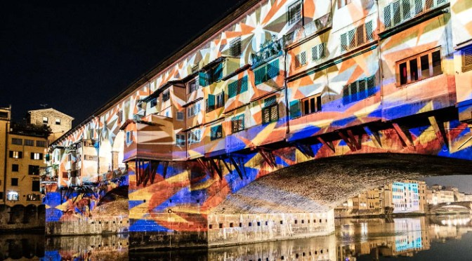 I festival delle luci di Natale 2019. Light show e video mapping da Nord a Sud