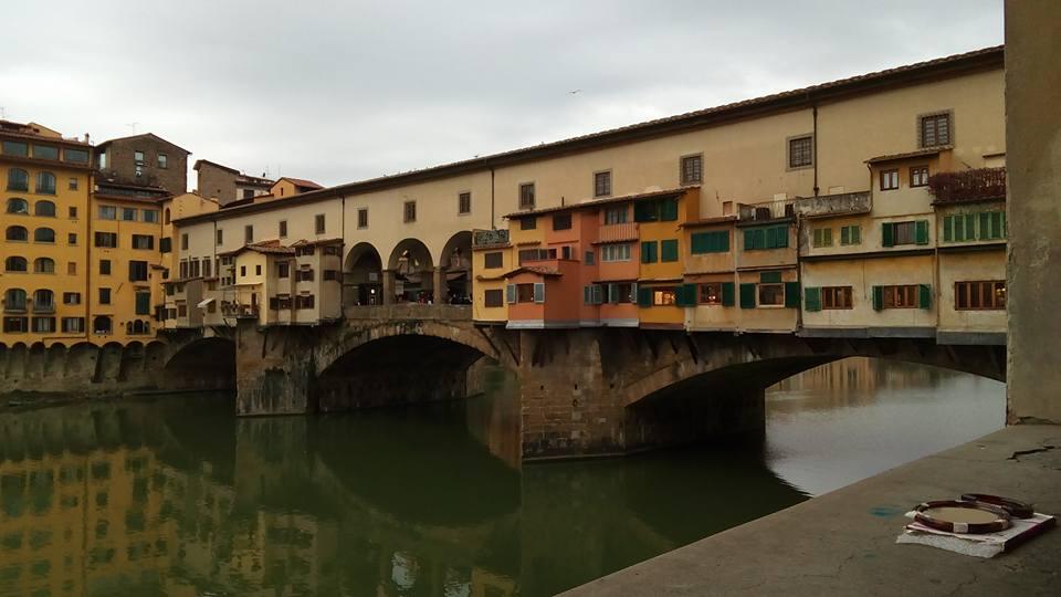 Visitare Firenze con i bambini Ponte Vecchio