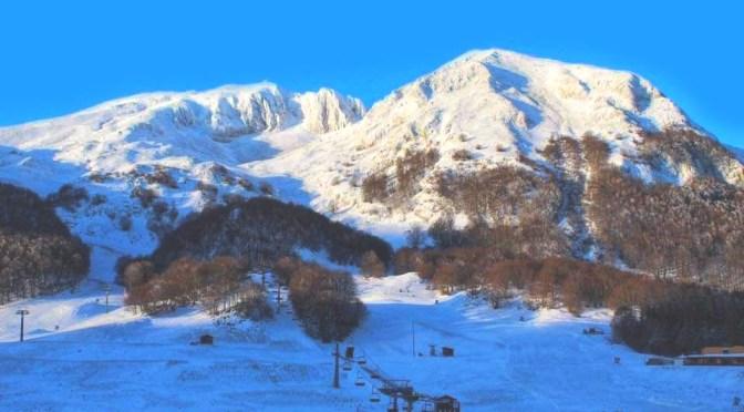 Non solo Alpi: dove sciare al sud Italia con i bambini