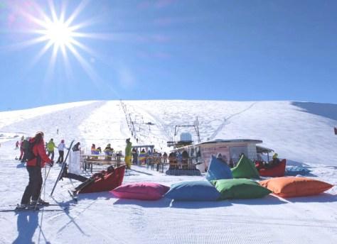Dove sciare con i bambini in centro Italia Majelletta abruzzo pescara