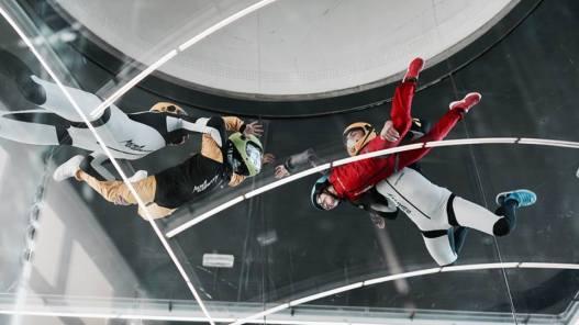 parchi divertimento bambini aero_gravity_milano_caduta libera