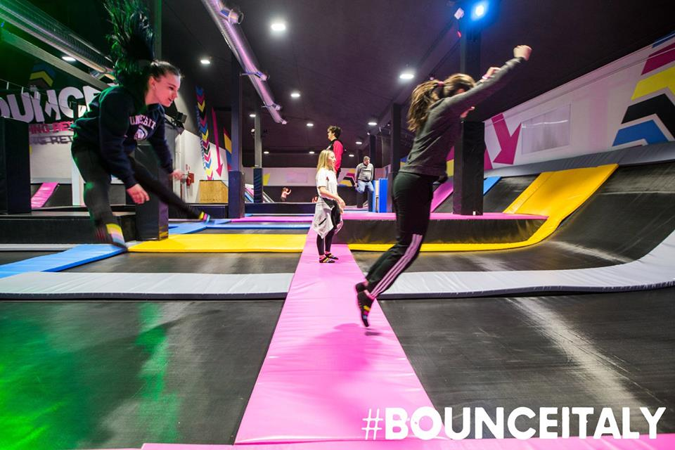 parchi divertimento bambini free jumping