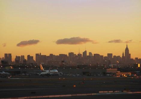 In volo su New York