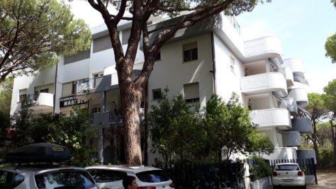 residence mareblu facciata esterna