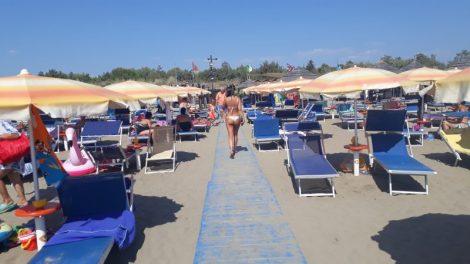 principina lido oasi spiaggia 2