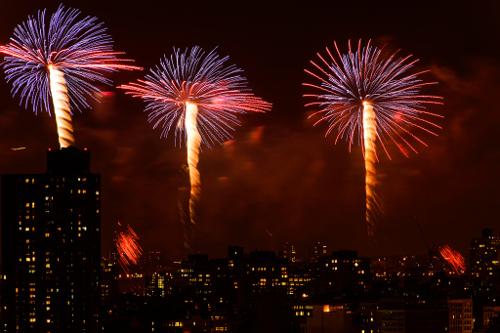 Viaggio a New York per famiglie-Macy's 4th of July Fireworks 1