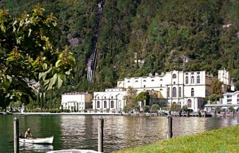 Centrale Idroelettrica- Riva- esterni